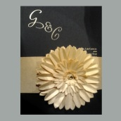 flor dorada